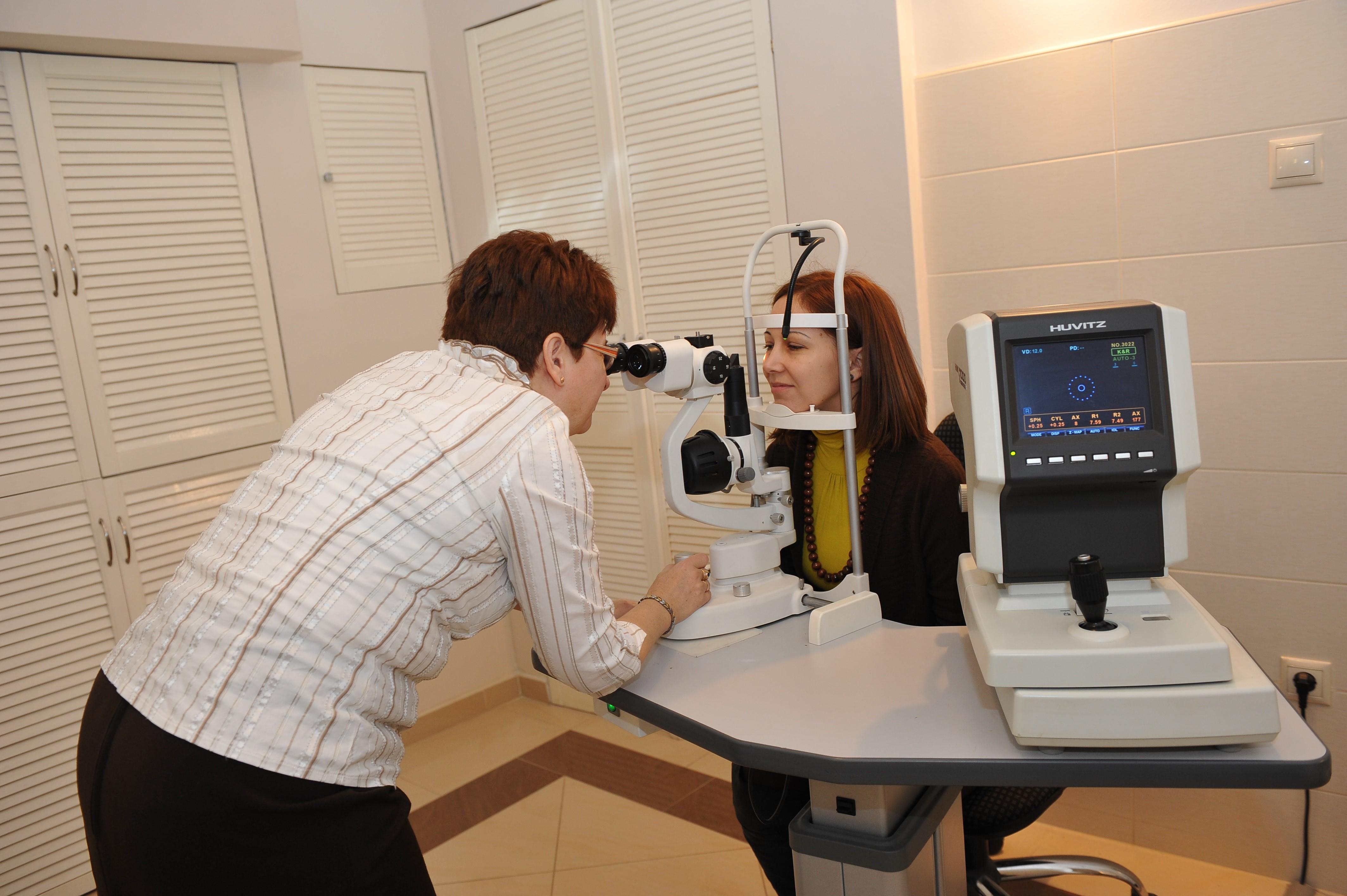 a látásvizsgálat neve elhízás és gyenge látás