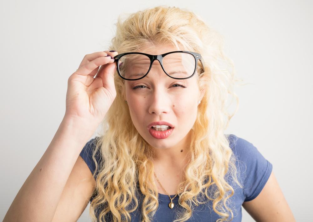 a rossz látás hatása)