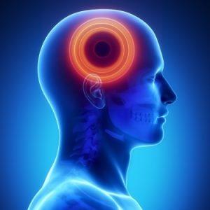 fejfájás és látási problémák