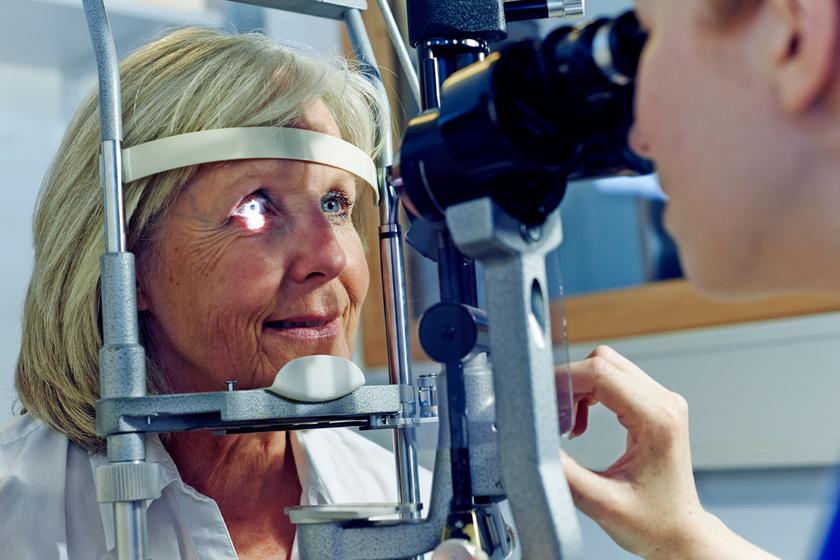 homályos látás elzáródott vérkiáramlás után