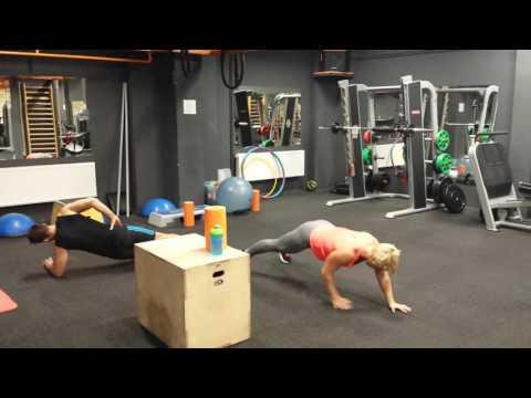 Íme, a tökéletes gyakorlat: a fekvőtámasz 10 jótékony hatása a testedre