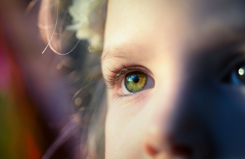 a látás romlik és a szem előtt)