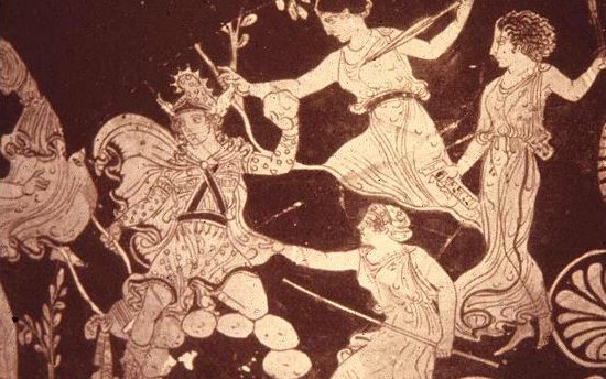a világnézet történelmi típusai: mítosz