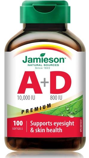 látás és a-vitamin