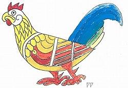 csirkék látásbetegségei