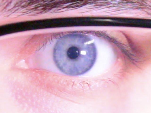 az emberi szem látásélessége)