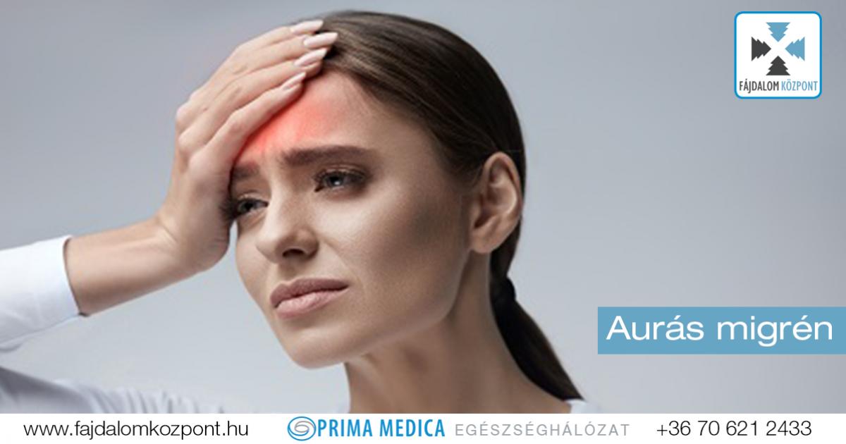 állandó látásvesztés migrén)