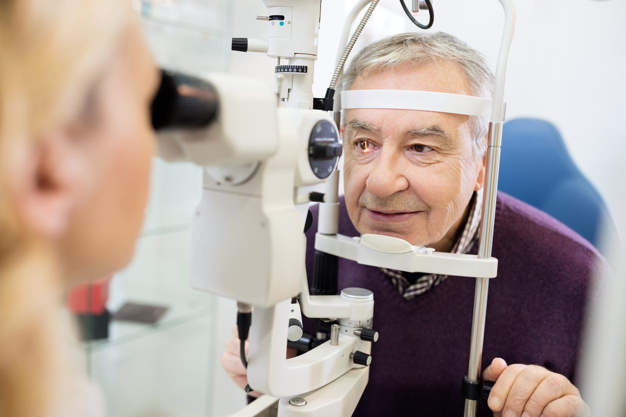 miért romlik a látás az öregséggel