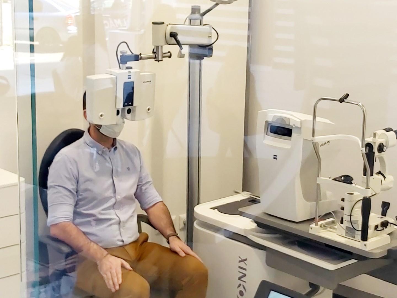 látásvizsgálati szolgáltatás)