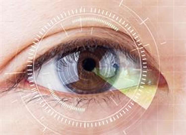 egység látásvizsgálata