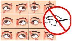 a látást javító szemgyakorlat