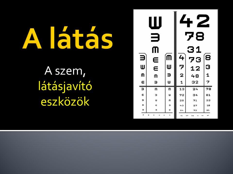 a látás javításának eszközei)