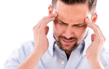 fejfájás és rossz látás