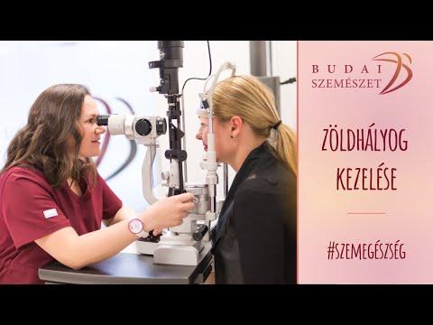 glaukóma kezelés a látás helyreállításának képessége