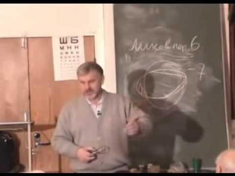 Gyakorlatok a látás helyreállításához a norbekov letöltés szerint