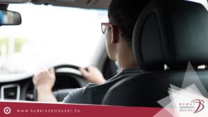 gyenge látással vezetni
