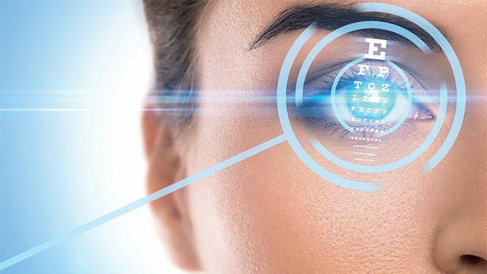 szemműtét a látás helyreállítása érdekében)