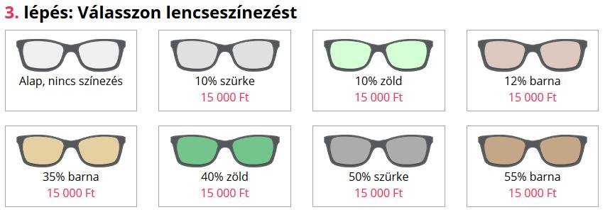 szemüveg árak állítsa vissza a látást kanállal